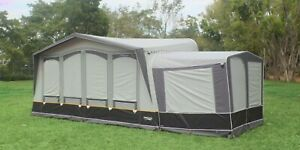 Camptech DL Seasonal Tall Annexe with Blinds