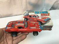 Vintage 1963 Sting Ray Corvette Snap Model Car MPC 1 /32 size  Fun Dimensions US
