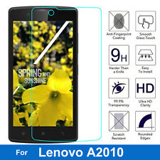 For Lenovo A2010 Screen Protector Tempered Glass Safety On A 2010 A2580 A2860