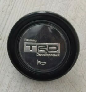 TRD Toyota Horn Button - Fits Personal Momo Nardi Omp Tom's