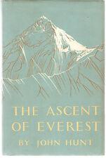 THE ASCENT OF EVEREST-JOHN HUNT-1954-3RD IMPRESSION