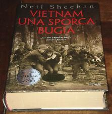 VIETNAM UNA SPORCA BUGIA Cronache Storia Guerra USA SHEEHAN 3° edizione PIEMME