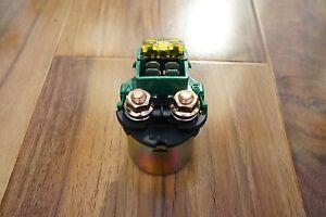 Starter relay solenoid Honda CBX1000 B C monoshock 1981-1984