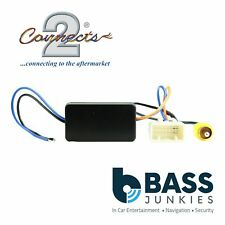 Toyota Camry 2014 On Car Stereo Camera Retention Interface Adapter Lead