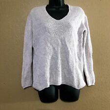 Madewell Woodside Pullover Sweater Size XS Merino Wool Slightly Slouchy Hi - Low