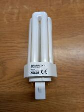 OSRAM DULUX T-PLUS GX24D-3 26W 2 PIN 830 LAMP WARM WHITE TRIPLE TURN