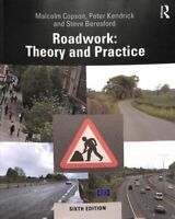 Roadwork Theory and Practice by Malcolm Copson 9780815383185 | Brand New
