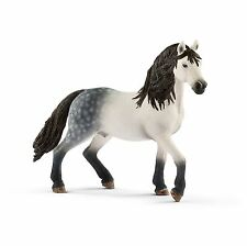 Schleich® Horse Club® 13821  Andalusier Hengst, NEU mit Schleich®-Fähnchen