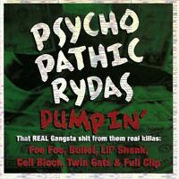 ICP Insane Clown Posse Psychopathic Rydas Dumpin' CD 2000 Joe & Joey Records