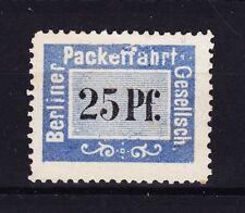 """BERLIN """"B"""" STADTPOST 1884, Mi 4, UNGEBRAUCHT"""
