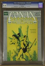 Marvel Graphic Novel: Conan the Barbarian #nn CGC 9.4 The Skull of Set