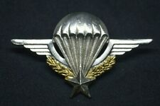 French paratrooper insignia badge Drago