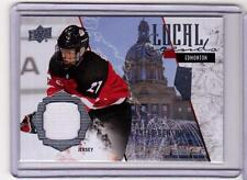 TYLER BENSON /16 Upper Deck Team Canada Juniors Local Legends Jersey Rookie #TB