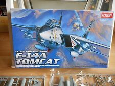Modelkit Academy US Navy Swing Wing Fighter F-14A Tomcat on 1:72 in Box