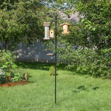 Bird Feeding Station Hanging Kit Garden Feeder Stand Pole Rust Resistant 91 In