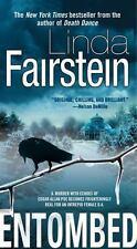 Linda Fairstein~ENTOMBED~SIGNED 1ST~PB