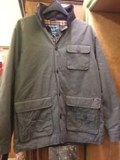 Woolrich Men's Blacktail Coat Durable Water Repellent (DWR) Olive Green Large