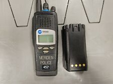 Tait TP9100 800Mhz P25 Portable Radios with Antenna & Battery