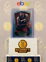 2013-2014 Panini Select Lebron James #24 Miami Heat Basketball Card NM/M MINT
