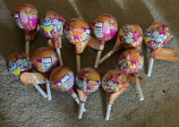 Lot of Twelve (12) Pikmi Pops Small Surprise Scented Plush Style Series 3