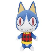 "Nintendo Sanei Animal Crossing New Leaf DS 8"" Plush ROVER NWT cat"