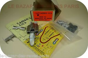 TAMEO KITS. ARROWS A8 BMW BARCLAY .F1  Kit  métal.   échelle 1/43