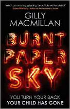 Burnt Paper Sky, New, Macmillan, Gilly Book