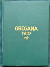 University of Oregon Ducks 1910 Annual Year Book - The FIRST Oregana