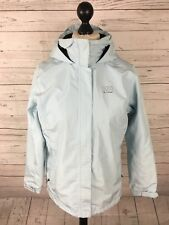 HELLY HANSEN HELLYTECH Jacket - Large - Blue - Hooded - Great Condition