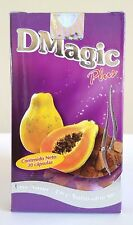 DMAGIC PLUS WEIGHTLOSS 30 CAPSULES D MAGIC CAPSULAS CON PAPAYA PARA PERDER PESO