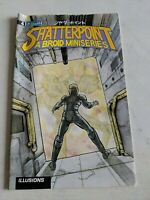 Shatterpoint A BROID MINISERIES #4 April 1991 Eternity Comics