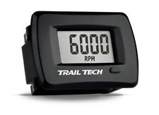 Trail Tech TTO Digital Tach Hour Panel Gauge - 732-A00