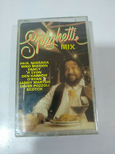 Spaghetti Mix P Lyon Scotch Fancy Koka Music - Cinta Cassette Nueva