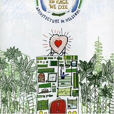 In Case We Die - In Hels Architecture Compact Disc  NEW NOT SEALED