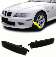 front bumper Black finish side indicator turn signal lights for BMW Z3 from 1999
