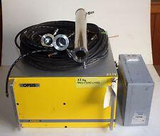 Opsis AR 600-E SOx NOx Gas Analyser 150W PowerSupply 502mm 100.2mm 250mm Tube