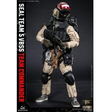"""DAM Toys 1/6 Scale 12"""" Seal Team 5 VBSS Commander Action Figure 78046"""