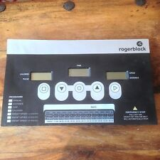 ROGER BLACK SILVER MEDAL TREADMILL MODEL-GM-41001 ( CONSOLE (PCB) FOR SALE ONLY)