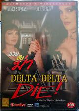 DELTA DELTA DIE! [DVD PAL Color] Brinke Stevens, Julie Strain, Sexy Cannibalism