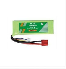 Esky 11.1V 1800mAh 20C Li-polymer Battery EK-002647 3S Belt-CP CX V2 CPX W/3.5mm