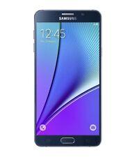 Samsung Galaxy Note 5 SM-N920A 32GB GSM Unlocked Cellphone Black Sapphire 32 GB