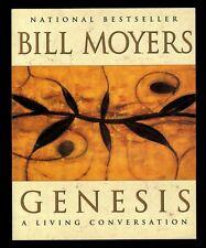 Bill Moyers:  Genesis - A Living Conversation - National Bestseller - NEW - MINT