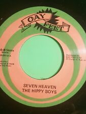 GAY FEET SEVEN HEAVEN THE HIPPY BOYS