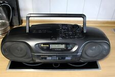 Panasonic RX-DT55 Großer Ghettoblaster Boombox CD Player Kassette Radiorecorder