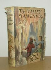 Enid Blyton - The Valley of Adventure - 1st/2nd (1949 Macmillan First Ed DJ)