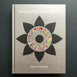 Information is Beautiful, David McCandless, HarperCollins, Hardback, 2010