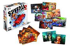 Spyfall 2 Card Game Cryptozoic Entertainment Hobby World Cze 02128 Sequel