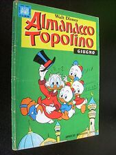 ALMANACCO TOPOLINO  1968 N°  6 - MOLTO BUONO - PRIVO DI PUNTI