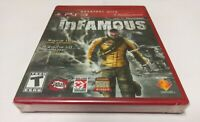 inFamous (Sony PlayStation 3, 2009) PS3 NEW