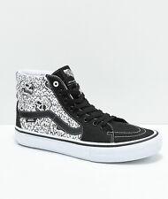 Vans Sk8 Hi Pro Sketchy Tank Collab Shoes Hi Top Rare! New w/ Box Size 10